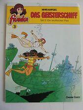 1x Comic FRANKA - Henk Kuijpers Teil 2 (Band 3) 1. Auflage - Zustand 1-