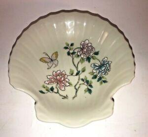 "Vintage San Francisco Sea Shell Design Plate ChoCho Brand 5 1/4"" Cho Cho"
