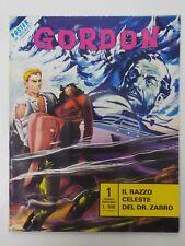 Gordon n 1 con Poster e Cartolina Allegati - Fratelli Spada -COMPRO FUMETTI SHOP