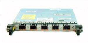 USED Cisco SPA-5X1GE-V2 Module 5 Port 10/100/1000Base-T LAN100 Mbit/s Gigabit