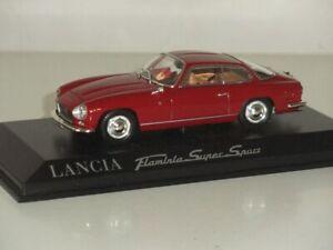 1:43 Norev 783025 Lancia Flaminia Super Sport Zagato 1964 - Red