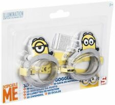 Minions 3D Character Swimming Kids Goggles Boys Girls Swimmer Essentials