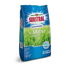 Rasendünger plus Moosvernichter 9 kg Moos Vernichter Moosfrei Rasen Substral