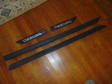 2000 Ford Focus ZX3 Kona Edition Complete Molding Trim Set