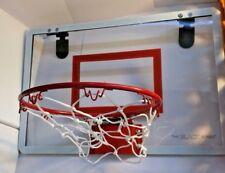 Basketball Hoop Over the Door Mini Detachable Hoop and Board