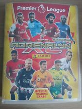 Panini Adrenalyn Premier League 19/20 complete set or part set inc binder - MINT
