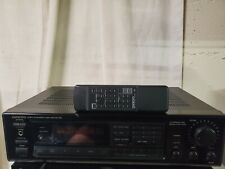 ONKYO TX 910 STEREO RECEIVER Tested  Bundle w/remote FREE SHIPPING
