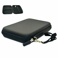 "Hard Carry Travel Case GPS Bag For Garmin Nuvi TomTom 6"" 7"" 7-Inch GPS Sat Nav"