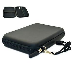 "7"" GPS Case Navigators Bag Hard Cover Zipper for 7 inch Garmin Nuvi Tomtom"