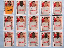 15 Panini Bilder/Sticker FC Augsburg Topps Bundesliga 2012/13