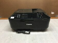 Canon PIXMA MX922 Wireless Inkjet Color Printer FOR PARTS/REPAIR TRAY ISSUES