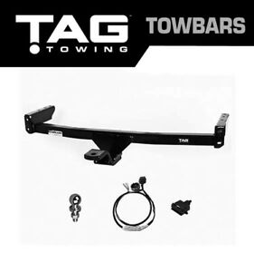 TAG Towbar to suit Holden Drover (1985 - 1987) Towing Capacity: 500kg