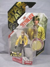 "Star Wars 30th Anniversary ""LUKE SKYWALKER"" w/ Gold Coin NEW 2007 A NEW HOPE"
