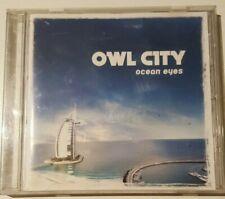 Owl City Ocean Eyes Music CD pre-owned