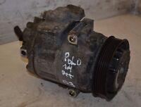 VW Polo AC Pump 6Q0820803D Polo 1.4 Petrol Manual Air Con Compressor 2003