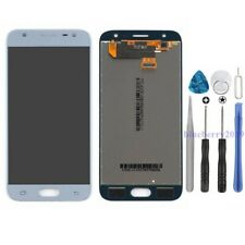 Für Samsung Galaxy J3 2017 J330F LCD Display Touchscreen Digitizer Blau+Werkzeug
