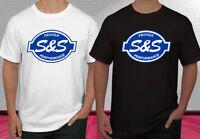S&S Cycle Proven Performance Logo Men's T-shirt S-2XL