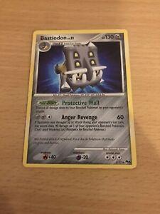Pokemon Card Bastiodon 1/17 Used Inc Free Card Deal