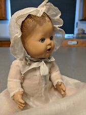 """Vintage R&B Composition 11"""" Dream Baby 1930's Good cond, Adorable face, Must see"""