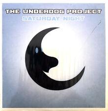 The Underdog Project CD Single Saturday Night (inclus DJ F.R.A.N.K. Remix) - Fr