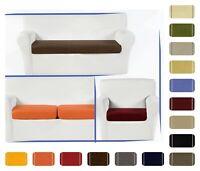 Coppia Copricuscino 1 posto seduta Elasticizzato Glove vari colori 2 pezzi