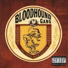 Bloodhound Gang One fierce beer coaster (1996; #4251242) [CD]