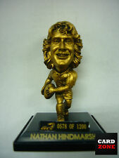 *2008 Select NRL LIMITED EDITION GOLD FIGURINE NO.28 Nathan Hindmarsh (Eels)