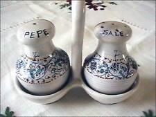 Deruta zout & peper set