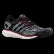 aae91f140 Adidas Para Mujer Zapatos Correr impulso de energía Correr  Negro Rosa Blanco Talla 11 EE. UU.