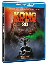 Kong: Skull Island 3D -  Blu-Ray  #Neu#    King Kong