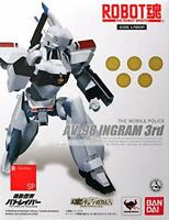 ROBOT soul Robot Spirits <SIDE LABOR> 3 Unit Ingram Patlabor soul web s...