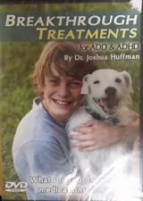 Breakthrough Treatments for ADD & ADHD (DVD) NEW!