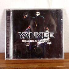 Yankee Ahora Le Toca Al Cangri! Live CD Album World Rap Hip Hop playgraded