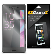 2X EZguardz LCD Screen Protector Cover HD 2X For Sony Xperia X