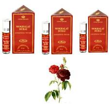 3 Pack mukhallat Dubai - 6 ML da al-Rehab ROLL-ON PROFUMO OLIO (CORONA Profumi)