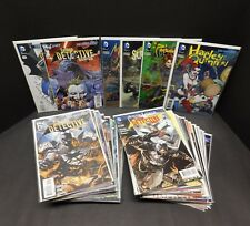 DETECTIVE COMICS Set of 59 Run/Lot #0 1 2 3 4 5 6 7 8-52 DC New 52 + Harley 23.2