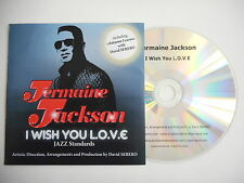 JERMAINE JACKSON : I WISH YOU L.O.V.E [ CD ALBUM ] ~ PORT GRATUIT