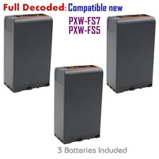 BP-U90 BP-U96 Battery for Sony PMW-EX3R PMW-EX160 PMW-EX260 PMW-EX280 PMW-F3