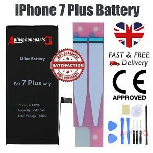 Internal Replacement Battery For iPhone 7 Plus Full Capacity 2900mAh Tape+Kit