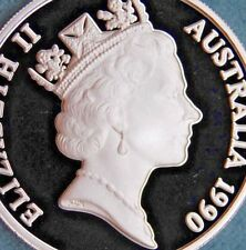 1990 20 Cent coin PROOF ex set Australia