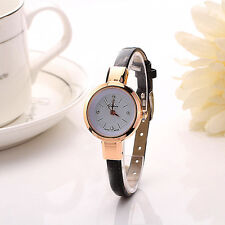 Luxury Women Ladies Girl Round Quartz Analog Bracelet Wrist Watch Watches 2018