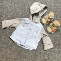 18'' American Girl Cool Camo Outfit Hoodie Shirt & Sneaker Shoes For Boy Doll