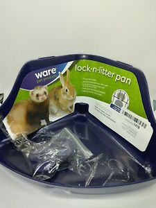 Ware pet Products Lock-n-litter Pan