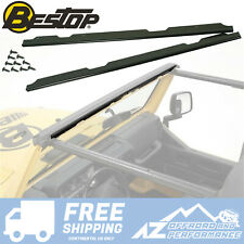 Bestop Windshield Channel 97-02 Jeep Wrangler TJ 51210-01