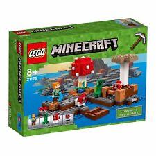 LEGO® Minecraft™ - 21129 Die Pilzinsel + NEU & OVP + passt zu 21125