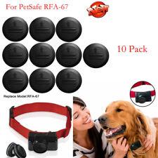 10 Pack 6 Volt Pet Collar Batteries For PetSafe RFA-67 100% Replacement Battery