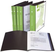 EXACOMPTA Sichtbuch DIN A4 PP 100 Hüllen grün