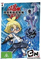 Bakugan - Heroes Rise : Vol 4 (DVD, 2009) - Region 4