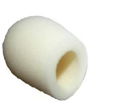 "AKG C1000S D542 WindTech Replacement Windscreen White Foam 1""ID 600 series 5066W"