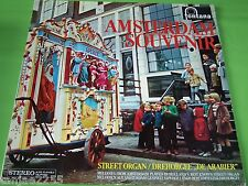 Amsterdam SOUVENIR-Street organo girevole Orgel de Arabier-Fontana LP